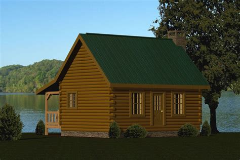 black battle creek log homes