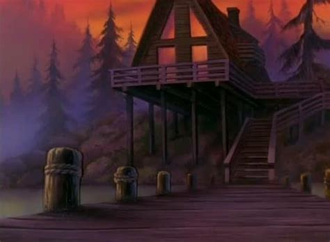 image the dock of robyn s cabin jpg tom and jerry