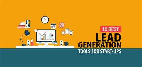 10 best lead generation tools for startups lauyou learning