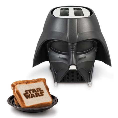 tostadora vader darth vader helmet toaster the green head