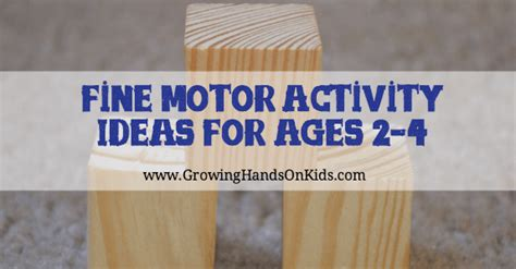 new year activities for 4 year olds motor activity ideas for 2 4 year olds