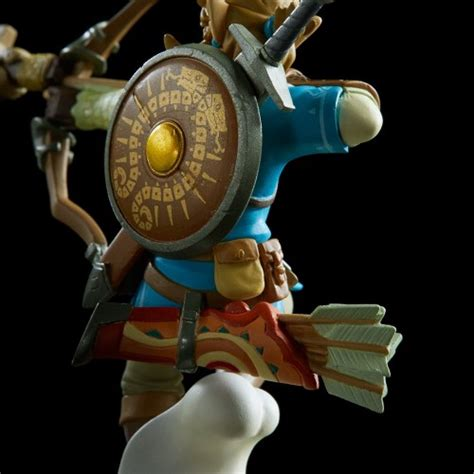 Amiibo Link Archer The Legend Of Breath Of The amiibo nouveaux amiibo the legend of d 233 voil 233 s the legendary trend