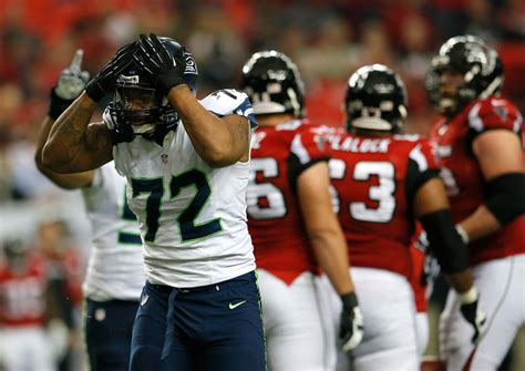 seattle seahawks deny rumors about michael bennett and greg hardy nfl trade rumors seattle seahawks eyeing deal atlanta