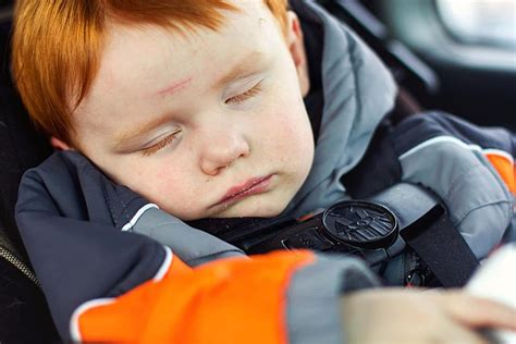 babies in snowsuits in car seats winter coats and car seat safety