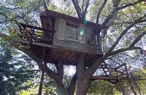 Burlingame treehouse tiny house swoon