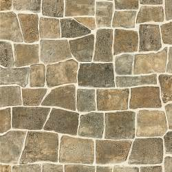 Taupe Flagstone Rock Wall Texture   Flagstone   Brewster Wallpaper