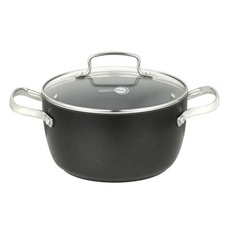 Pot Pan Bolde Panci Casserole 24 Cm Lid Pan Granite Coatin greenpan non stick casserole pot 24cm black iwoot
