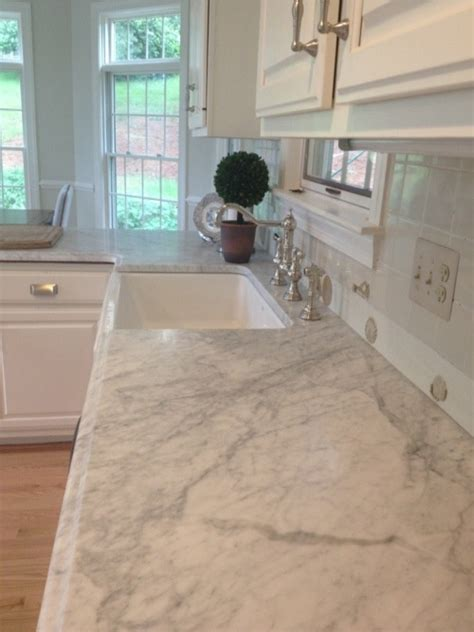 beautiful cabinets and carrara marble on pinterest carrara marble counters kitchens pinterest carrara