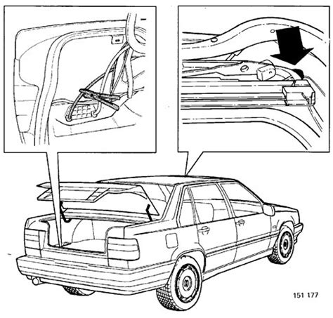 volvo c30 parts wiring and parts diagram