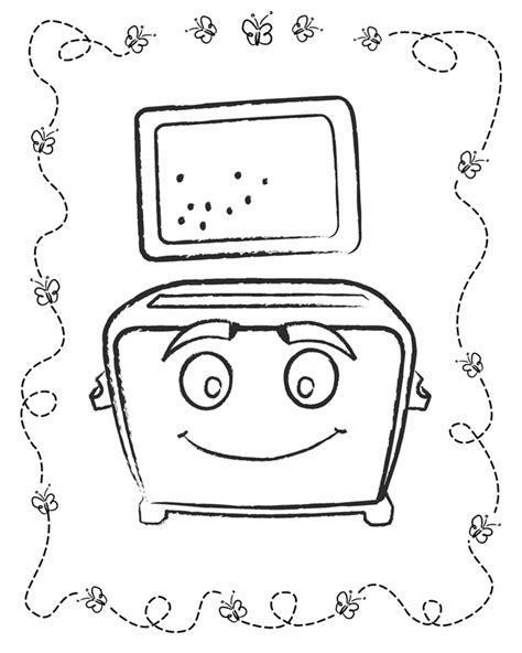 brave little toaster free coloring pages
