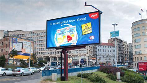 Led Billboard single sided led digital billboard 6x3m panel size arths