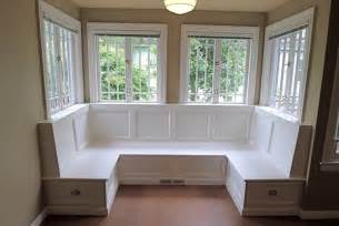 Window Bench Seat Plans - 25 kitchen window seat ideas home stories a to z