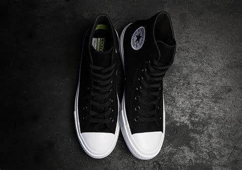 Chuck 2 Black Low converse 2 the new chuck taylors sneakernews