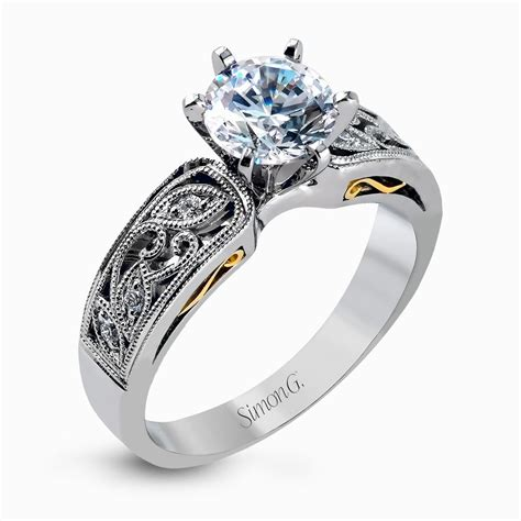 Wedding Jewelry Rings by Designer Engagement Rings And Custom Bridal Sets Simon G