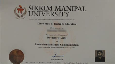Sikkim Manipal Mba Program by Graduates Disturbed Smu Reveal Its Mode Of Education As