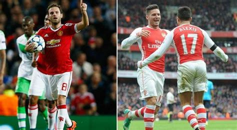 arsenal vs mu 2017 arsenal vs manchester united highlights premier league