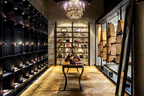 shoe 187 retail design