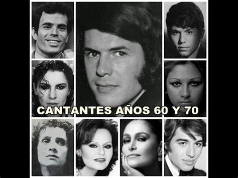 imagenes retro de los años 60 cantantes de los a 241 os 60 y 70 youtube