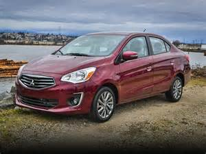 Mitsubishi Mirage G4 Sedan New 2017 Mitsubishi Mirage G4 Price Photos Reviews