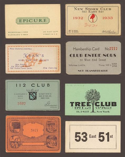 make membership cards 10 cool membership card designs the print and