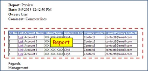 Email Marketing Reporting Requirements Template Customize Email Template And Add Corporate Logo To Report