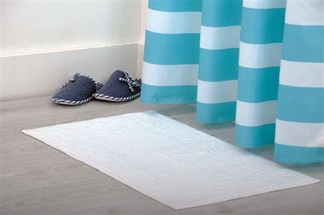 terry bath mat absorbent 100 cotton terry towelling bathroom shower bath