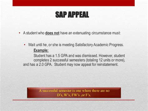 Financial Aid Satisfactory Academic Progress Appeal Letter Exle Satisfactory Academic Progress 2016 2017