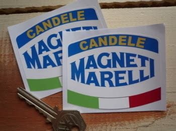 candele magneti marelli magneti marelli i say ding dong shop buy stickers
