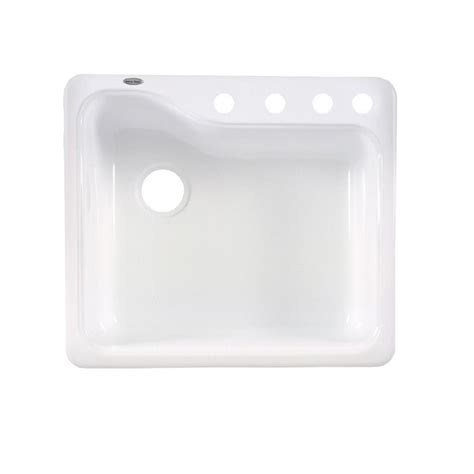 American Standard White Kitchen Sink Undermount Kitchen Sink Overview And Buyer S Guide
