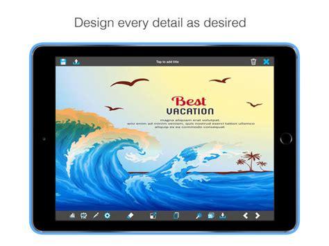 invitation design ipad app graphic studio logo creator and design maker