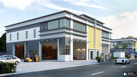 Studio Floor Plan Design semi d factory archcg studio