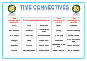 counting number worksheets 187 time connectives worksheets