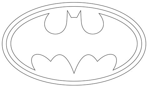batman logo cake template free printable batman coloring pages for