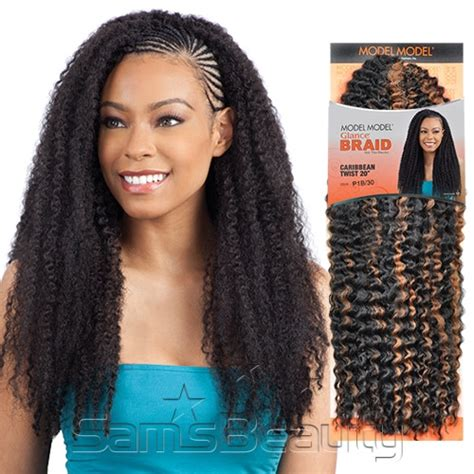 crochet braids with the caribbean twist hair crochet braids with the caribbean twist hair hairstyle