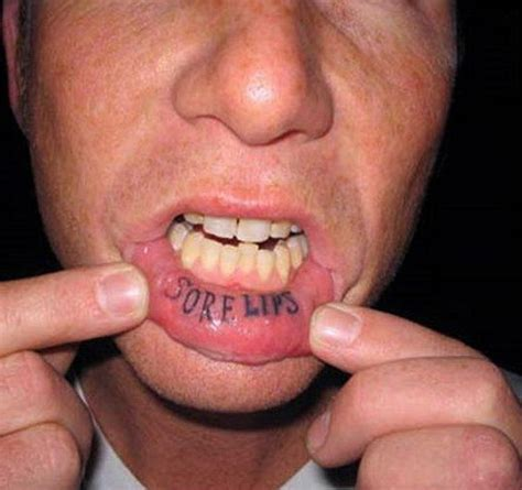 inner lip tattoo designs lip images designs