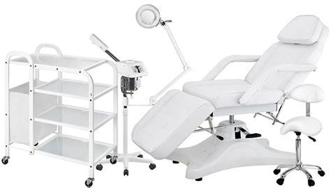 tweedehands stoel schoonheidssalon salon beauty sets