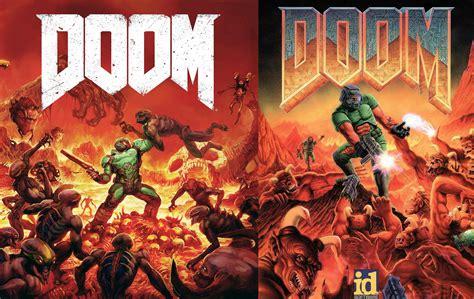 Be Original 4 doom impressions rip and tear doom bomb