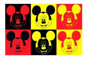 spartan oracle mickey mouse pop art