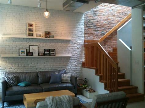 brick wallpaper living room brick wallpaper interior design images rbservis
