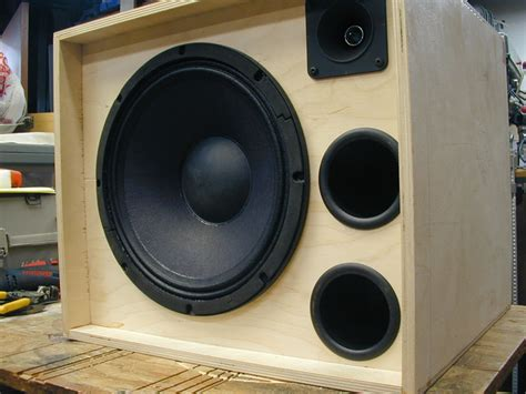 diy bass speaker cabinet everdayentropy