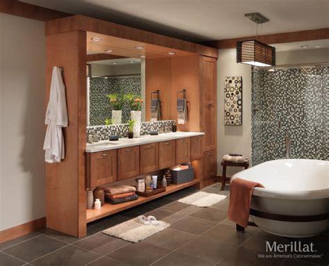 Merillat Bathroom Vanity by Merillat Classic 174 Tolani In Maple Toffee Merillat