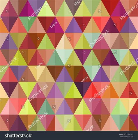 beautiful pattern using different shapes colorful pattern of geometric shapes beautiful mosaic