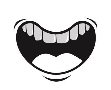 cartoon mouth and teeth vector set 09 vector cartoon