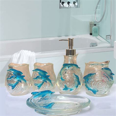 dolphin bathroom accessories popular dolphin bathroom set buy cheap dolphin bathroom