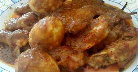 resep ayam bakar bumbu rujak enak  sederhana cookpad