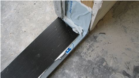 Waterproof Exterior Door Waterproof Exterior Door Threshold Door Waterproofing Detail Quot Quot Sc Quot 1 Quot St Quot
