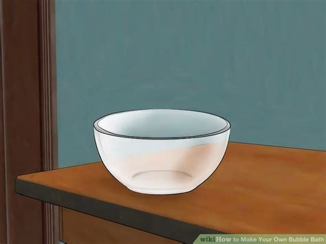 make your own bathtub how to make your own bubble bath with pictures wikihow