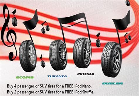 Ipod Giveaway - bridgestone philippines ipod giveaway auto industry news