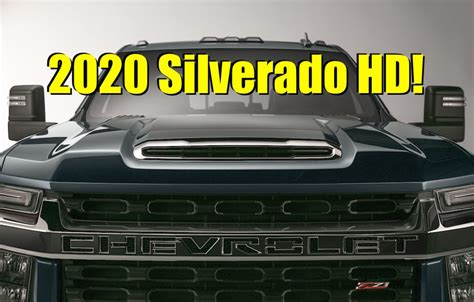 2020 Chevrolet K2500 by Official 2020 Chevy Silverado Hd 3500 Z71 Top Five