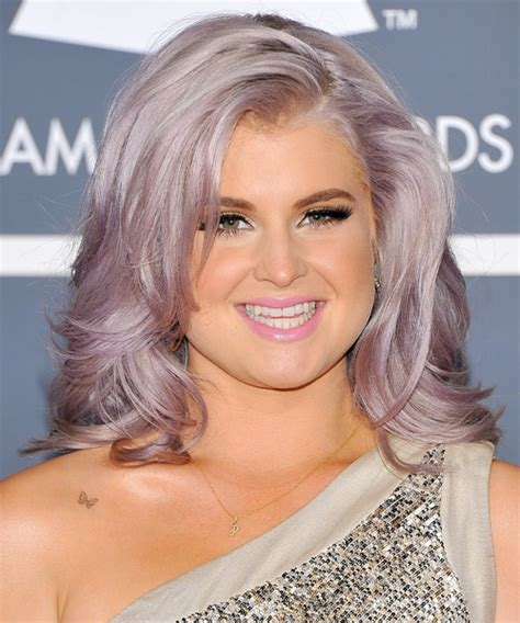kelly osbourne lavender hair color 5 creative hair dye ideas hair world magazine